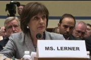 IRS: Lois Lerner stepped on it